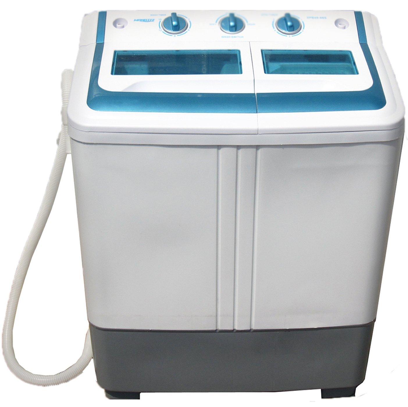 Washers Reviews: Mini Washing Machine (11 Lbs Capacity
