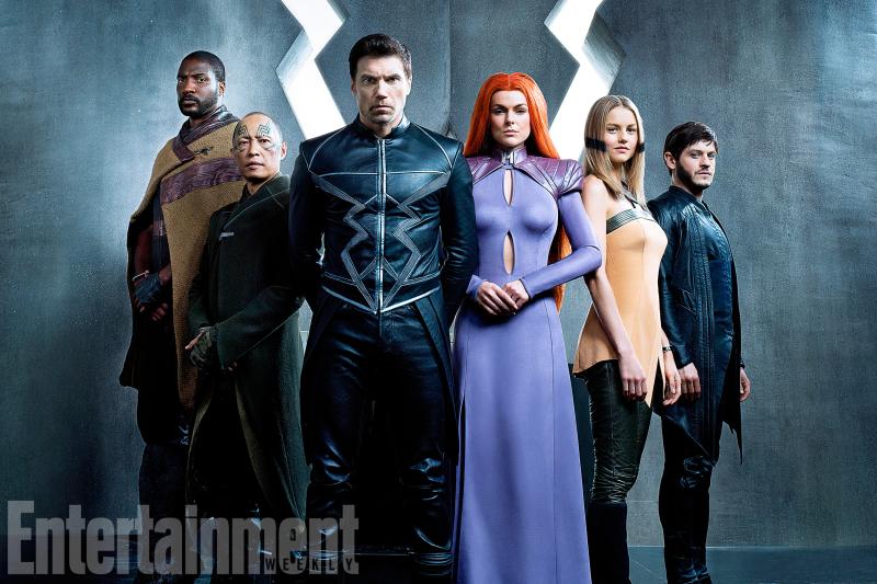 Series televisivas de Marvel