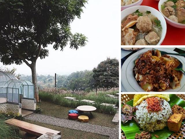 25 Tempat Kuliner Kekinian Saat Liburan di Bandung
