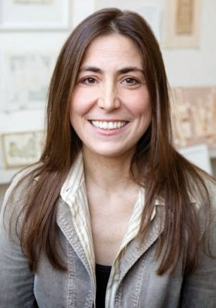 author Rebecca Stead