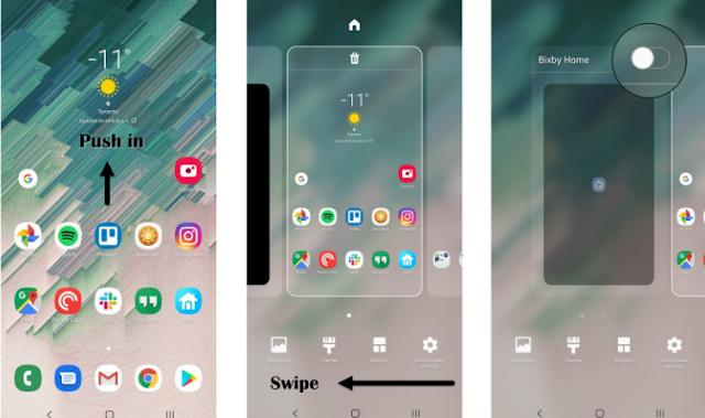 Cara Menonaktifkan Bixby Sepenuhnya di Samsung Galaxy S & Note Phones 5
