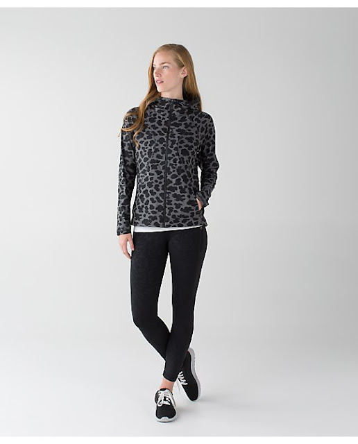 lululemon go-the-distance-jacket cherry-cheetah