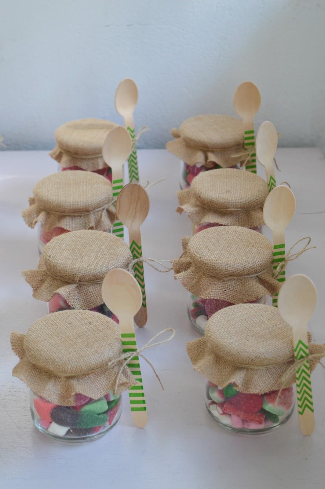 Los detalles de bea botes de chuches para pippa 39 s - Detalles para decorar ...