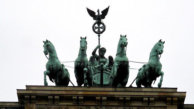Berlín Toma I: primer contacto