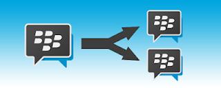 Memasang aplikasi dual bbm untuk android