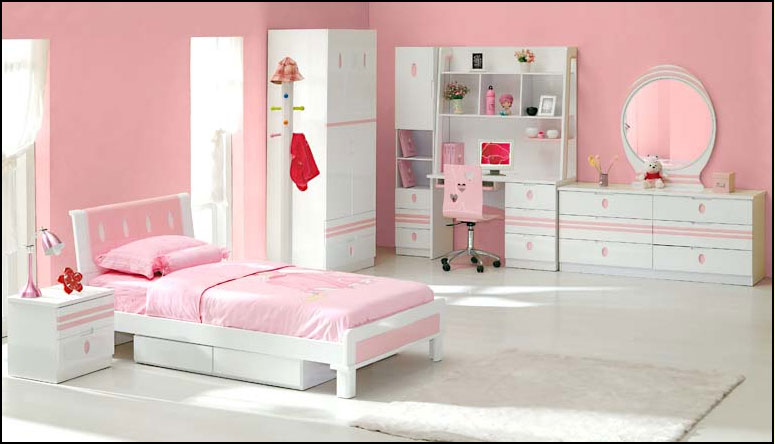 Girly Bedroom Design Ideas