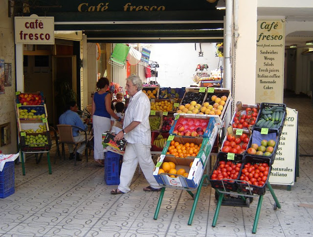 Fuengirola bazar