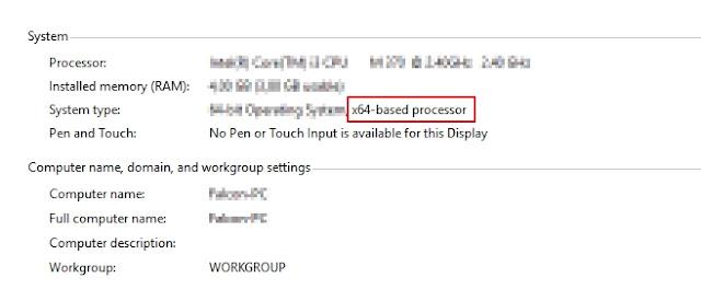 Jangan Sampai Salah Install Apakah Komputer Kamu 64bit atau 32bit