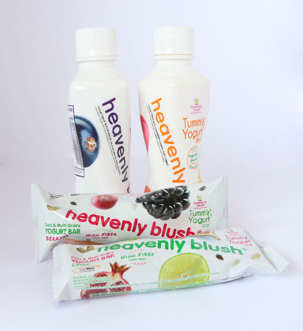Heavenly Blush TummyYogurt