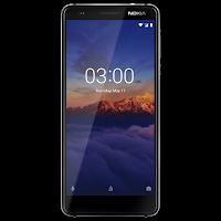 Nokia 3.1 (front)