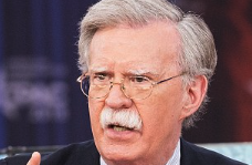 Trump FIRES his national security advisor H.R. McMaster and brings in Bush's U.N. ambassador John Bolton in ANOTHER White House shake-up