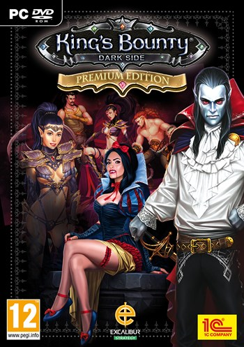 Kings Bounty Dark Side Premium Edition PC Full