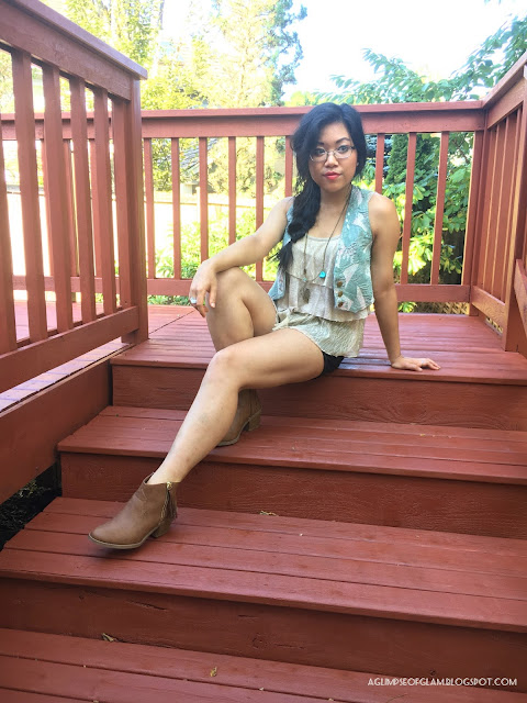 Country Concert Style Outfit Inspo ft King Ranch Saddle Shop - Andrea Tiffany A Glimpse of Glam