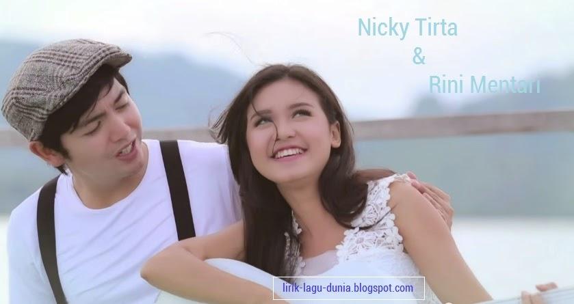 Lirik Lagu Cinta Harus Dijaga - Nicky Tirta dan Rini