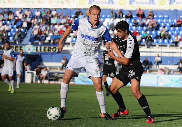 El Marbella FC cae ante el Villanovense (0-1)