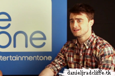 TIFF 2013: EOne Live - Daniel Radcliffe and Zoe Kazan talk about The F Word