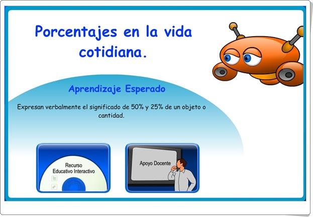 """""""Porcentajes en la vida cotidiana"""" (Matemáticas de 5º y 6º de Primaria)"""