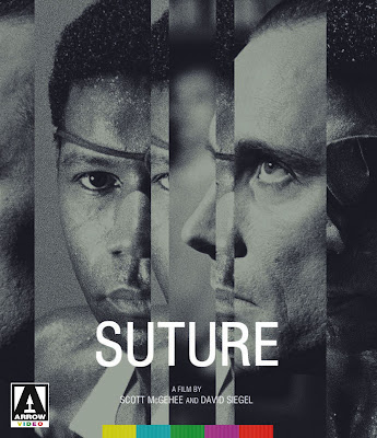 Suture Blu-ray cover