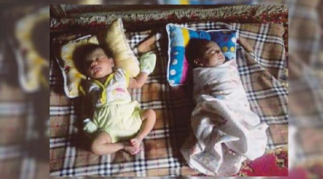 Heboh: Wanita Ini Lahirkan Dua Bayi, Dalam 2 Bulan