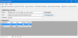 How To Update K2 SmartObject
