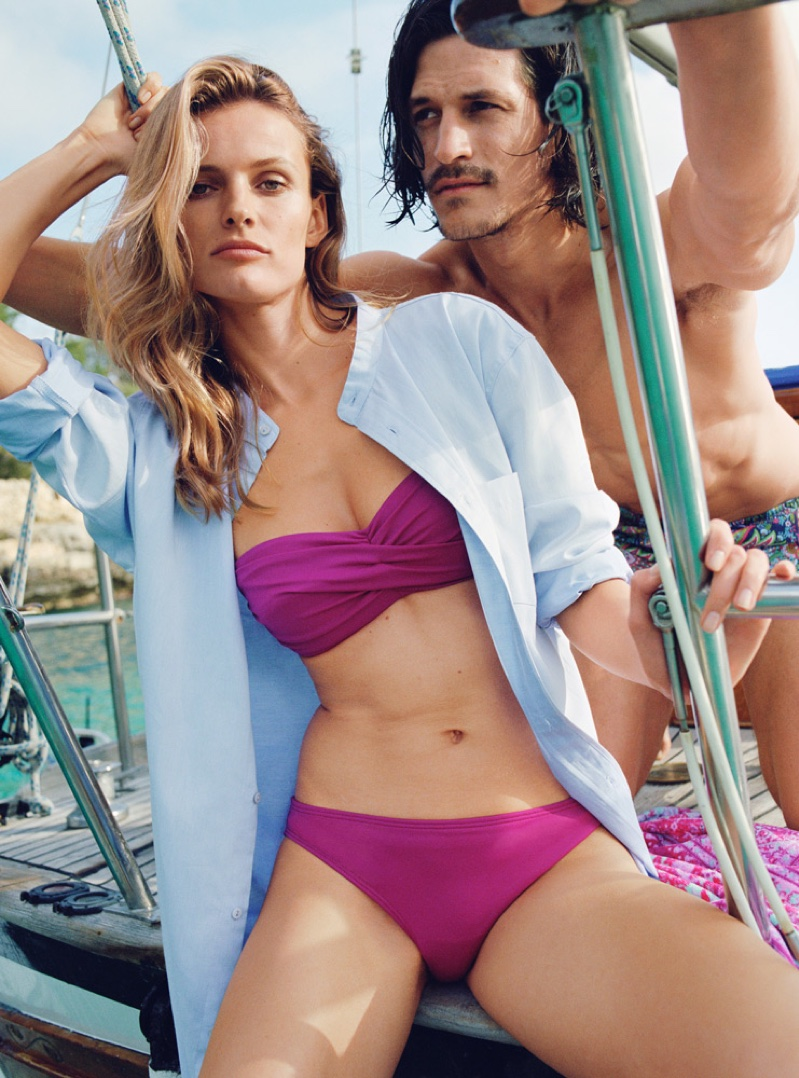 Zara Home Beachwear Summer 2016 Lookbook