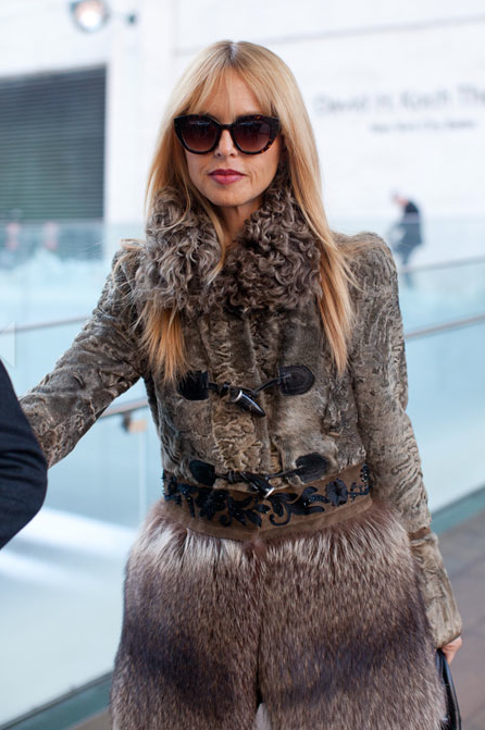 MK Fashion & Things: 2013 NYFW Day 5: Street Style Report