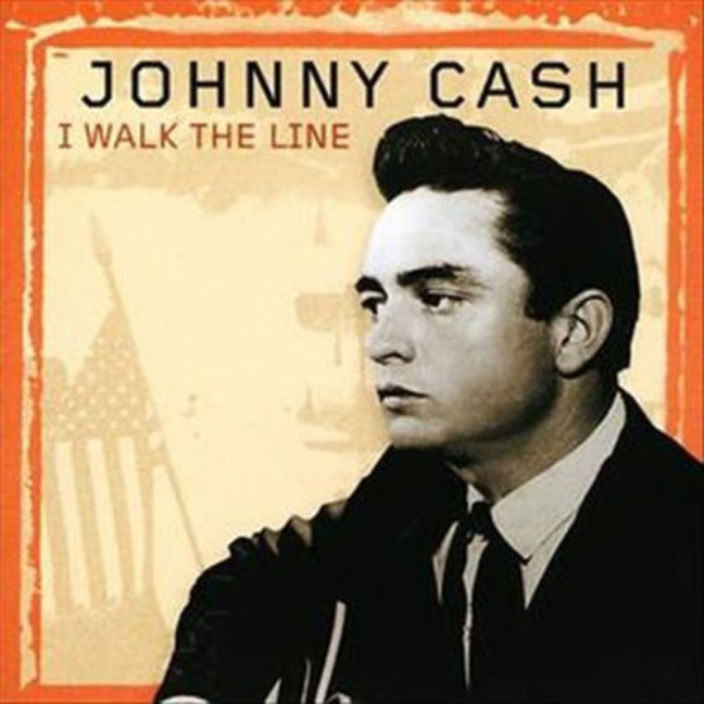 Johnny Cash. Walk the line