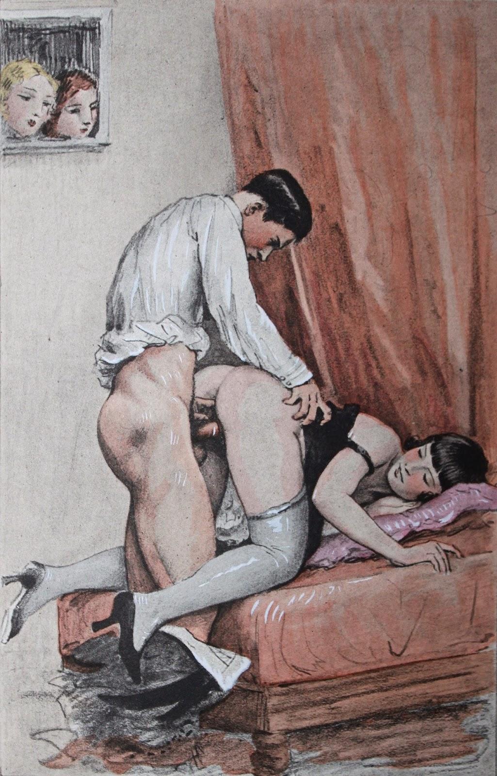 She jerk his dick