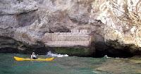 El mar huele mal en la surgencia de la Falconera