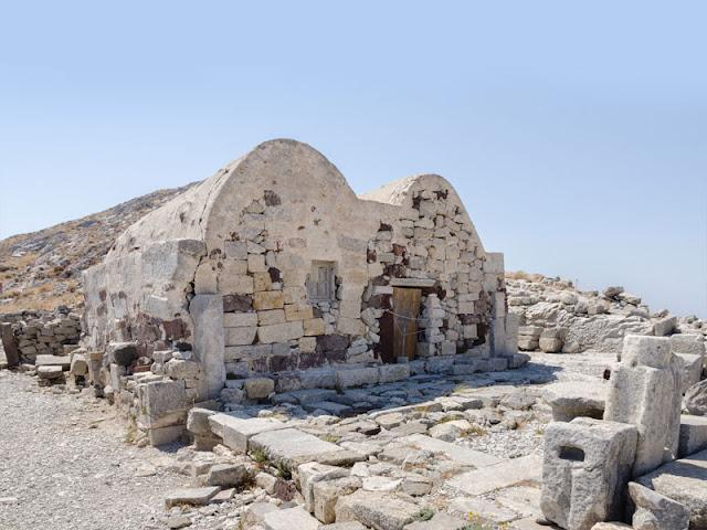 Antiga Thira, Santorini