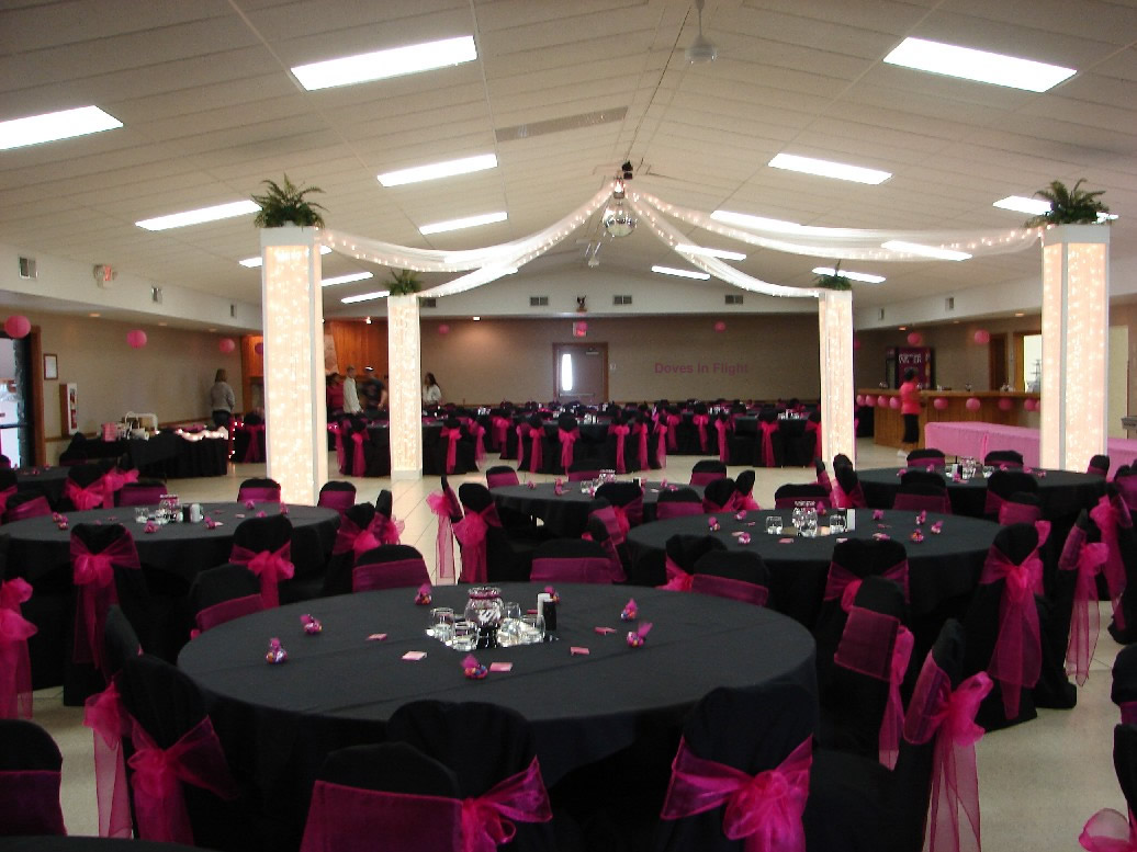 Pink And Black Wedding Ideas: D'Ana: Abril 2013