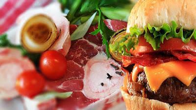 Junk Food makanan rendah gizi