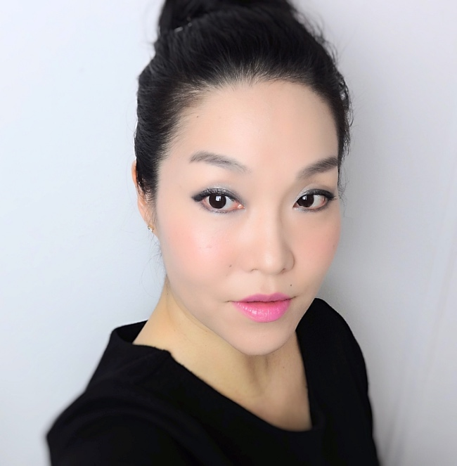 Etude House Dear My Blooming Lips Talk Cream PK002 FOTD