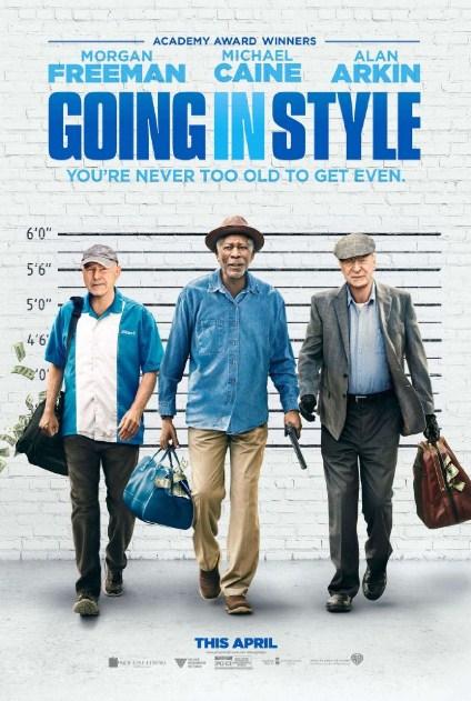 Sinopsis / Alur Cerita Film Going in Style (2017)