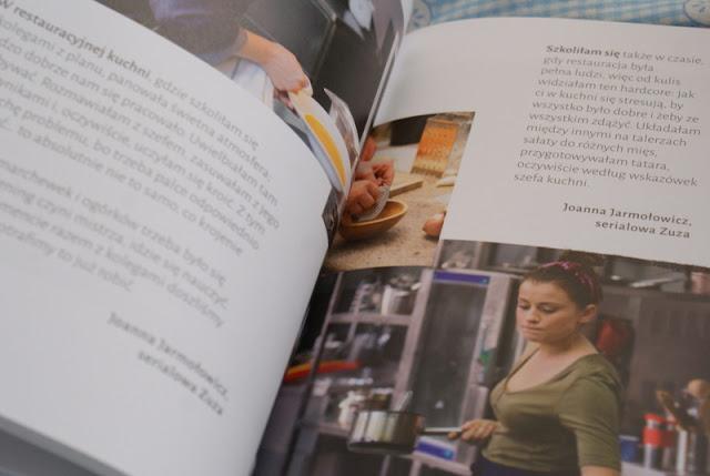 na noże,hit salonik,edipresse książki,książki kulinarne,tvn,serial,