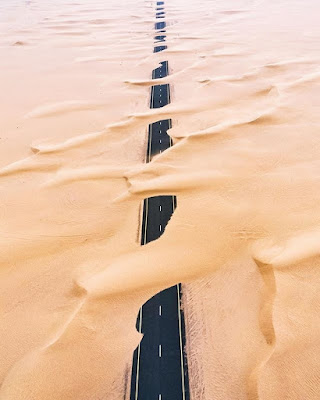 Dubai Sandstorms