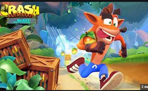 Crash Bandicoot Mobile Apk+Data Free on Android Game Download