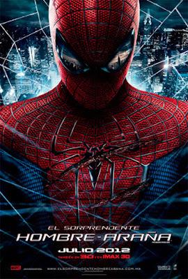 El Sorprendente Hombre-Araña (2012)