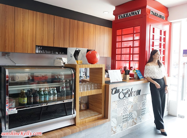 The Bloom Café, Takeaway Counter, boutique hotel room, City Staycation, Bloommaze Boutique Hotel, Hotel in Puchong, Hotel Review, Boutique Hotel Review, ootd, hotel