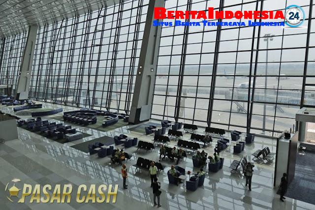 Terminal 3 Jadi Tempat Baru Untuk Penerbangan Internasional
