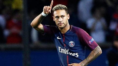 Neymar xóa bỏ mọi ánh nhìn không thiện cảm về phía mình.