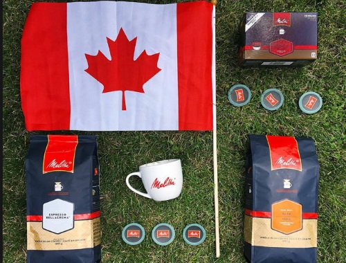 Melitta Canada 150th Contest