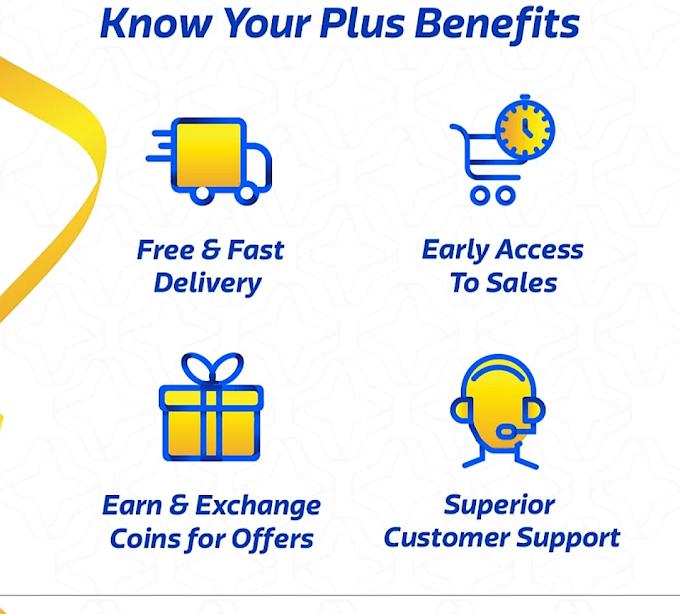 Flipkart Plus Subscription Free For 1 Year 2019