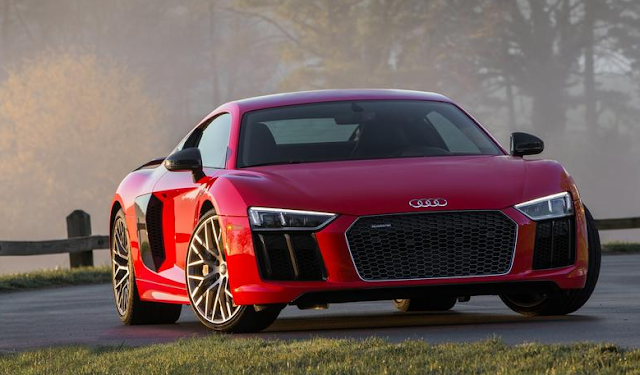 2017 Audi R8 V10 Specs, Redesign, Price, Change