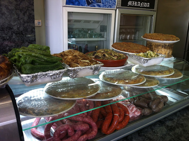 Almuerzos populares - Viandas del bar Miranda Ontinyent