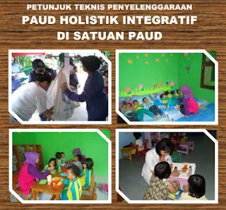 Juknis Holistik Integratif Di Satuan PAUD/TK