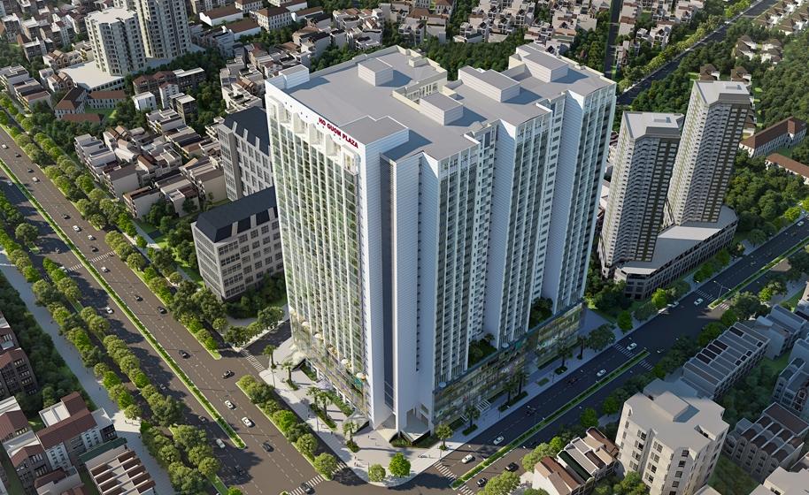 Chung Cư Hồ Gươm Plaza Hà Đông