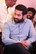 jr ntr photos at janatha garage success meet-thumbnail-1