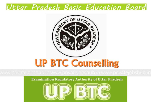 UP BTC Counselling