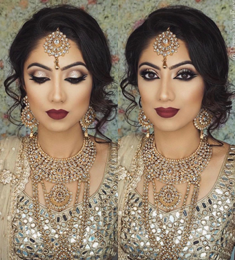 How To Learn The Art Of Indian Make-up